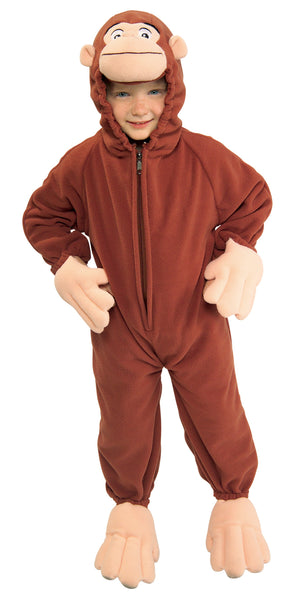 Curious George Costume