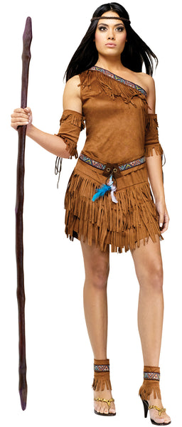 Pow Wow Costume