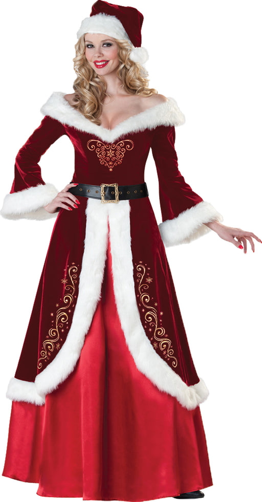 Mrs St Nick Costume