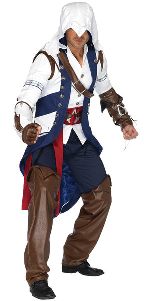 Assassins Creed Connor Costume