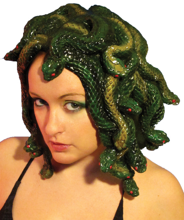 Medusa Latex Wig Kp102