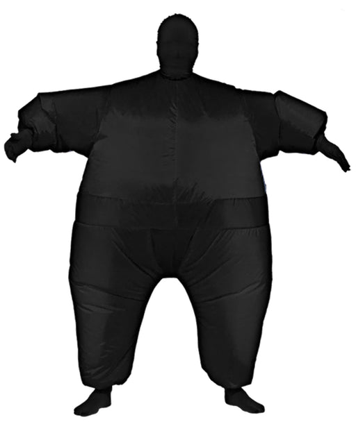 Inflatable Skin Suit Costume Bla