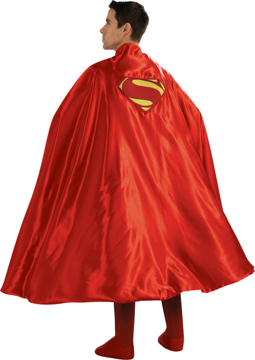 Superman 50 Inch Cape W Logo