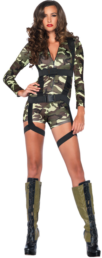 Goin Commando Costume