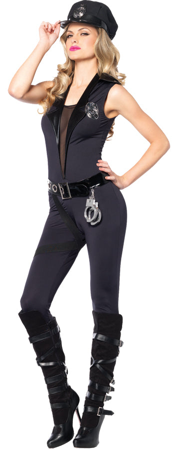 Back Up Officer Costume