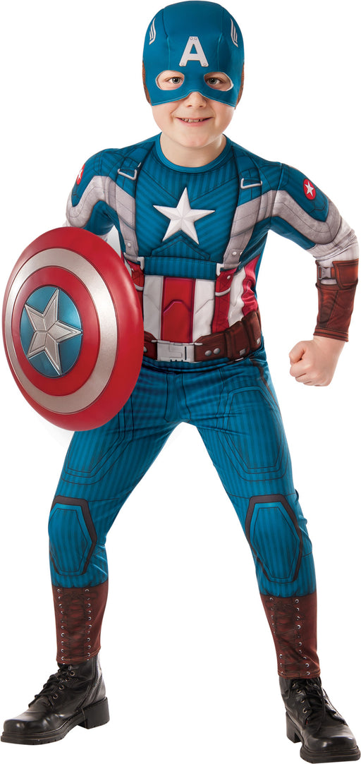 Captain Americaerica Costume