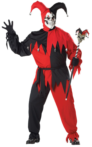 Jester Evil Men Plus
