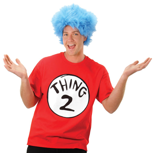 Thing 2 With Wig Medium