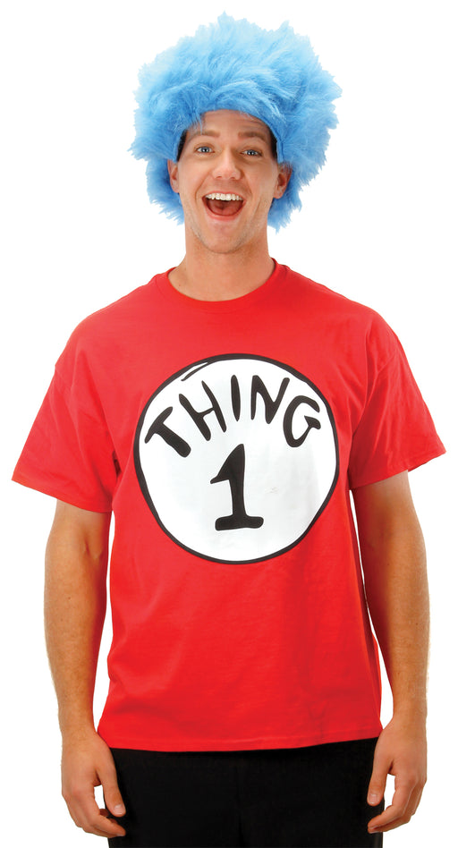 Thing 1 With Wig Large