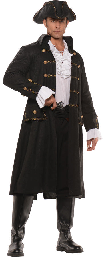 Capt Darkwater Costume