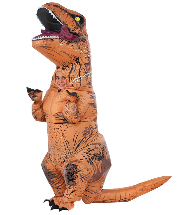 T Rex Inflatable Child