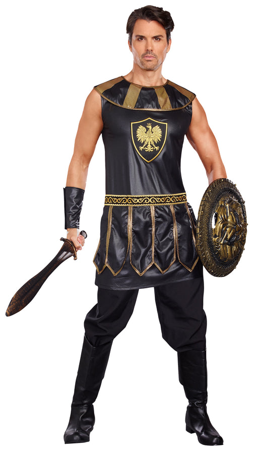 Deadly Warrior Costume