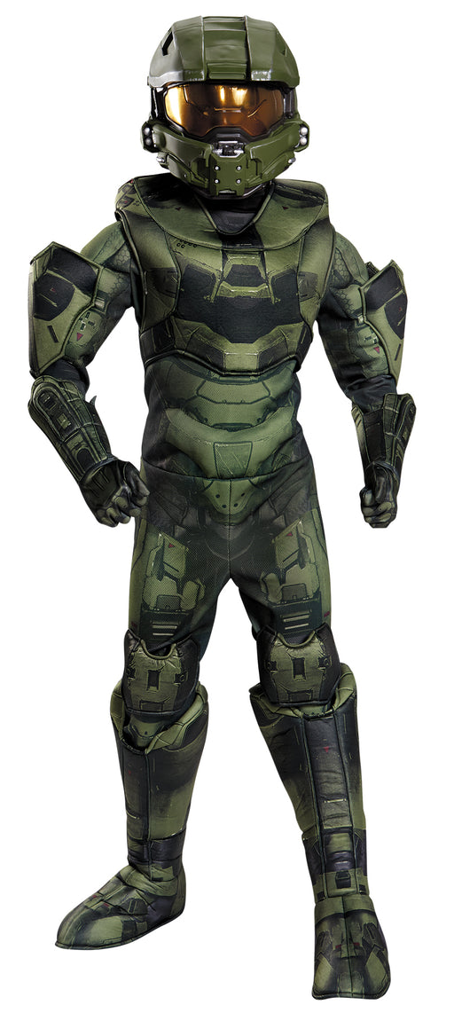 Master Chief Deluxe Costume
