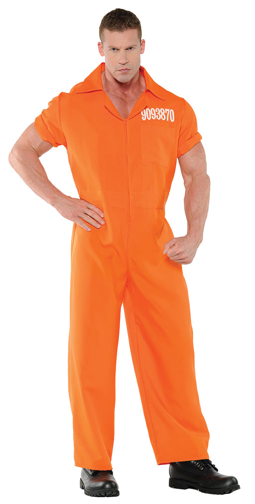 Convicted Inmate Costume