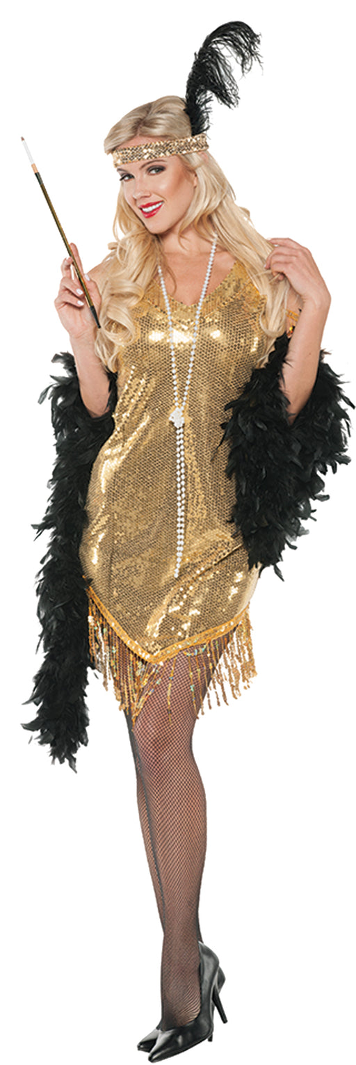 Swingin Gold Costume