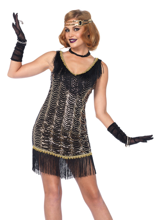 Flapper Charleston Charmer Costume