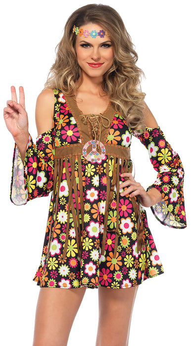Hippie Starflower Costume