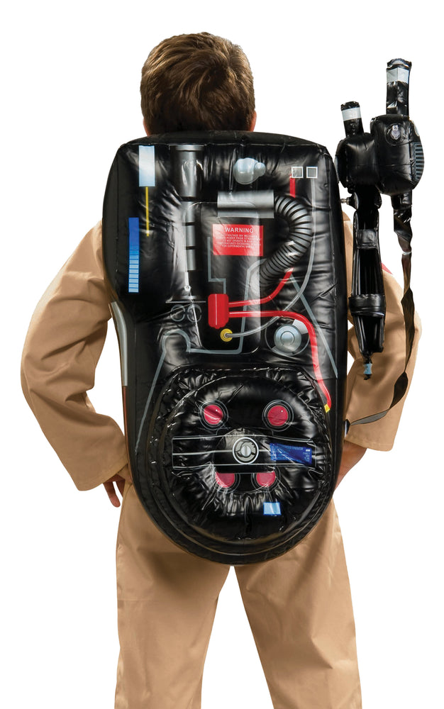 Ghostbuster Backpack Costume