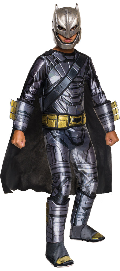 Batman Armored Costume DOJ