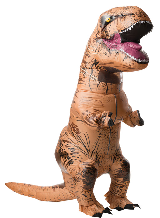 T Rex Inflatable W Sound Costume
