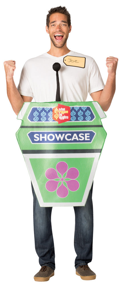 Showcase Showdown Costume