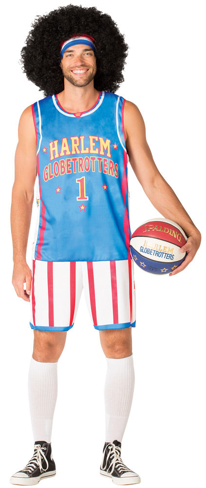 Harlem Globetrotters Uniform Teen