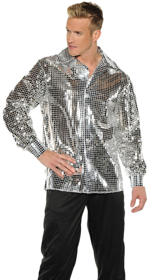 Disco Ball Shirt Costume