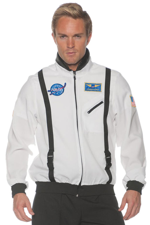 Space Jacket White