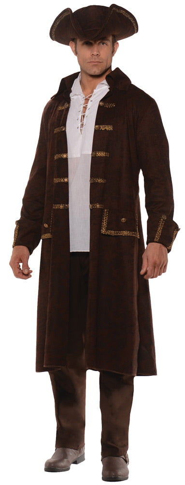 Pirate Coat Set Brown