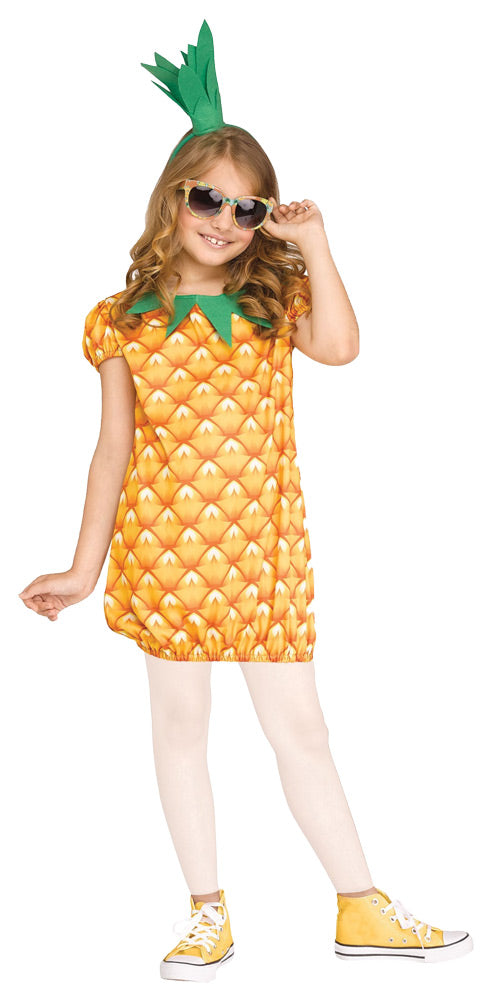 Pineapple Cutie Costume