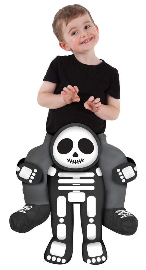 Skeleton Toddler Piggyback