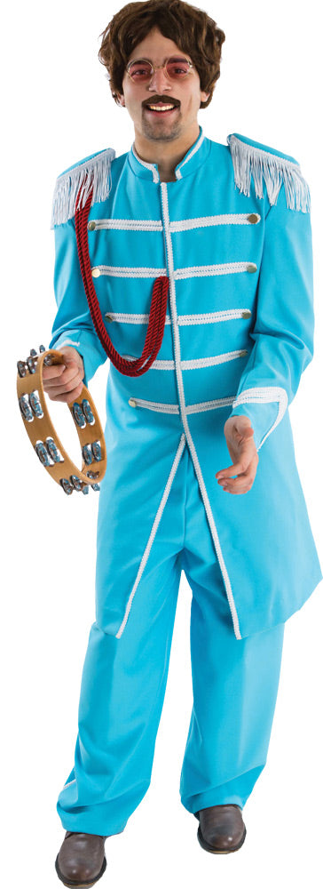 Lonely Hearts Blue Costume