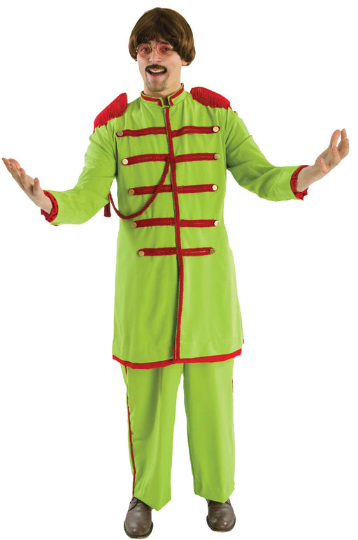 Lonely Hearts Green Costume