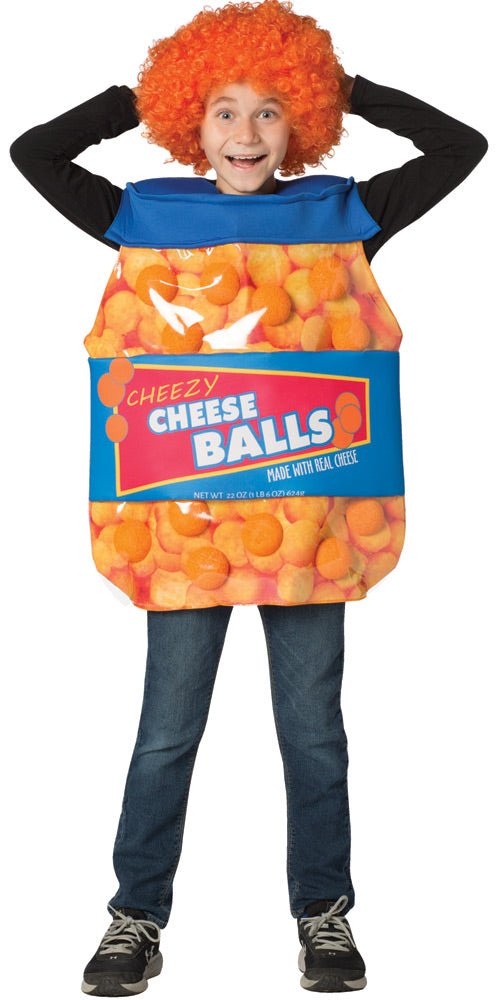 Cheeseballs Costume