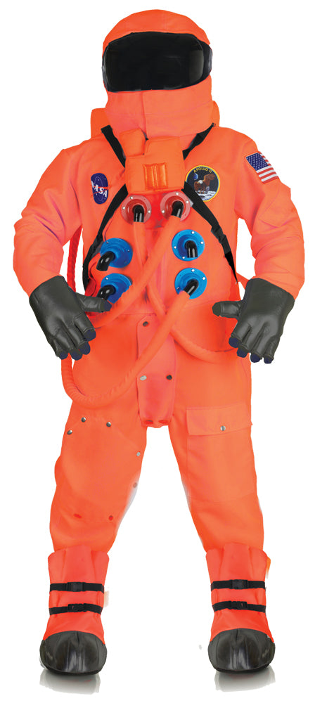 Astronaut Costume Deluxe Orange