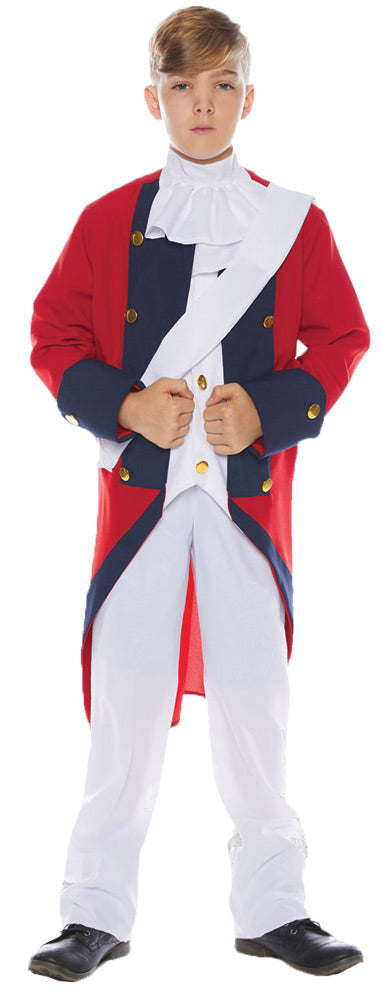 Redcoat Soldier Costume