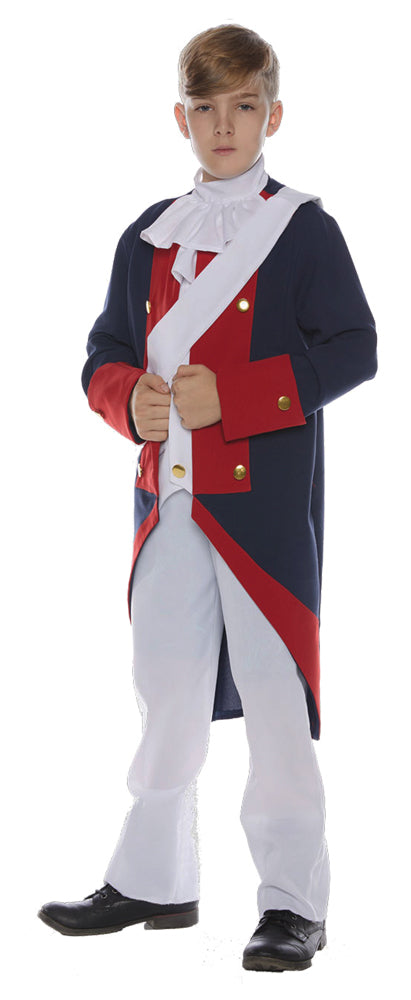 Revolutionary Soldier Costume