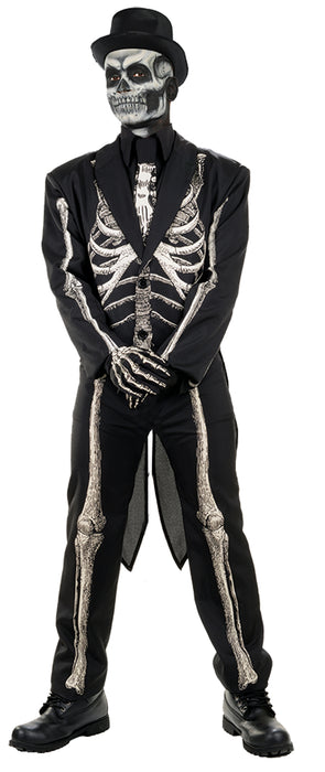Bone Chillin Man Costume