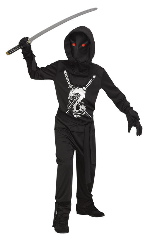 Fade In/out Ninja Costume