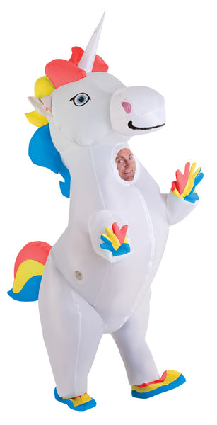 Prancing Unicorn Inflatable