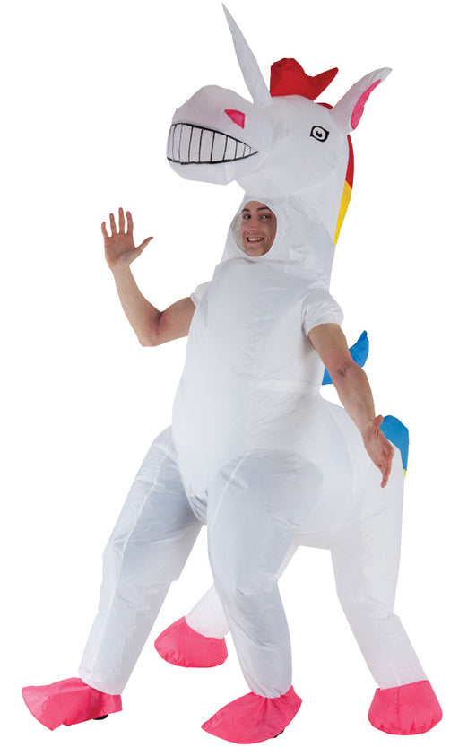 Giant Unicorn Inflatable Kids