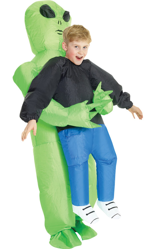 Alien Pick Me Up Costume