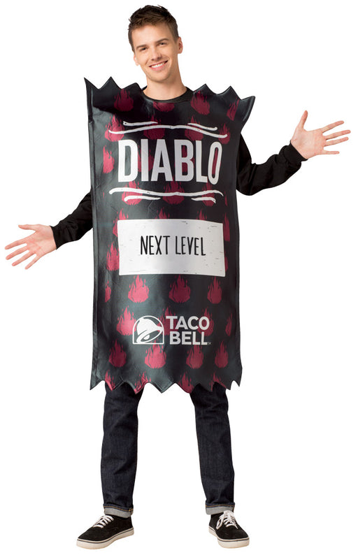 Taco Bell  Packet Diablo Tunic