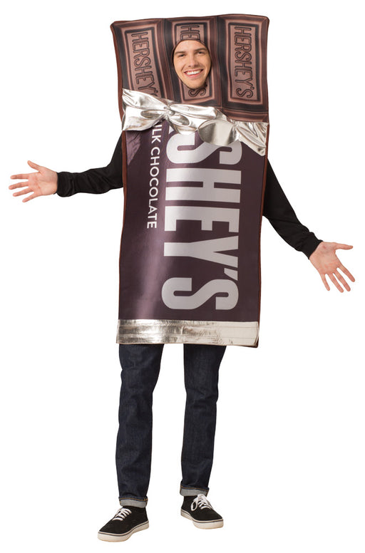 Hersheys Bar Unisex Costume