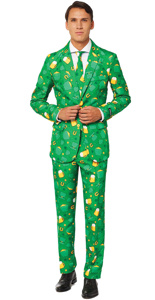 Saint Patrick's Day Suit