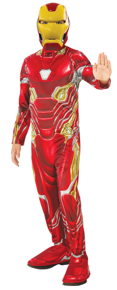 Iron Man Mark 50 Costume