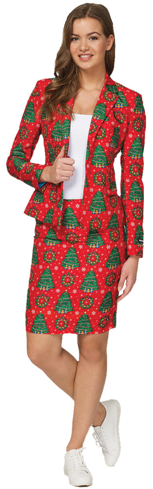 Christmas Tree Suit