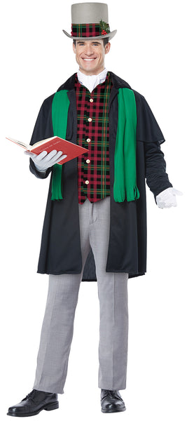 Holiday Caroler Costume