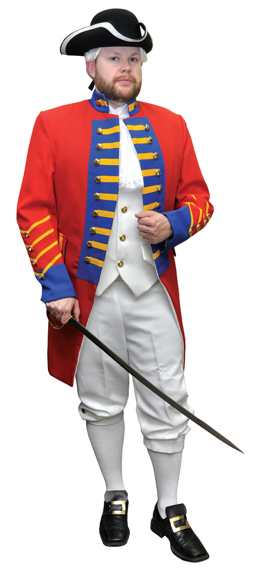 British Revolutionary War Costume