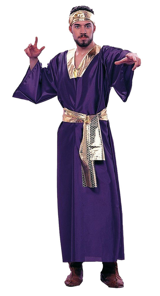 Wiseman Costume (Purple)